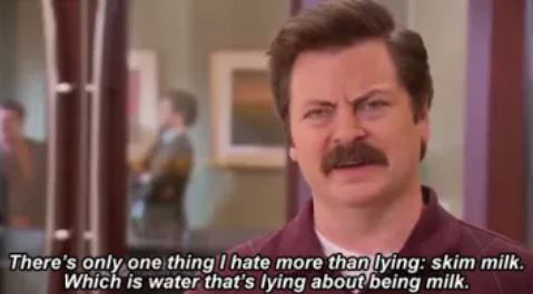 wishing you a ron swanson christmas american council on science and health. Black Bedroom Furniture Sets. Home Design Ideas