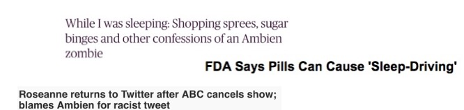Let's Put The Ambien Sleepwalking Myth To Bed | American Council on