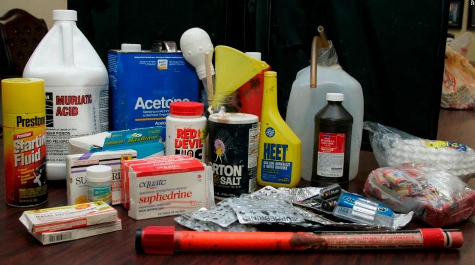 Foolish US Drug Policies Keep Making Things Worse - Now It's Meth