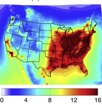 Map Of Air Pollution In Us Air Pollution: How to Deceive People with Maps | American Council