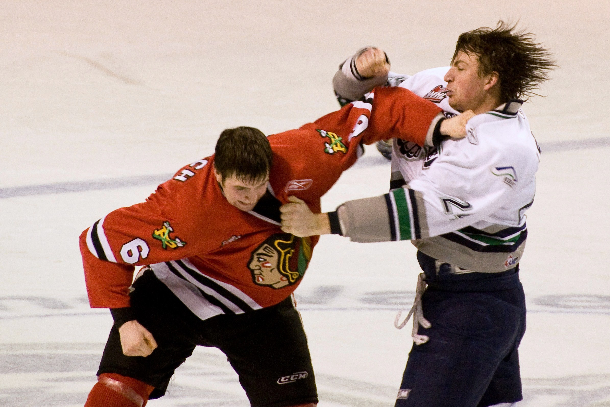 Forced To Fight Cte Claims Another Young Ex Nhl Player American