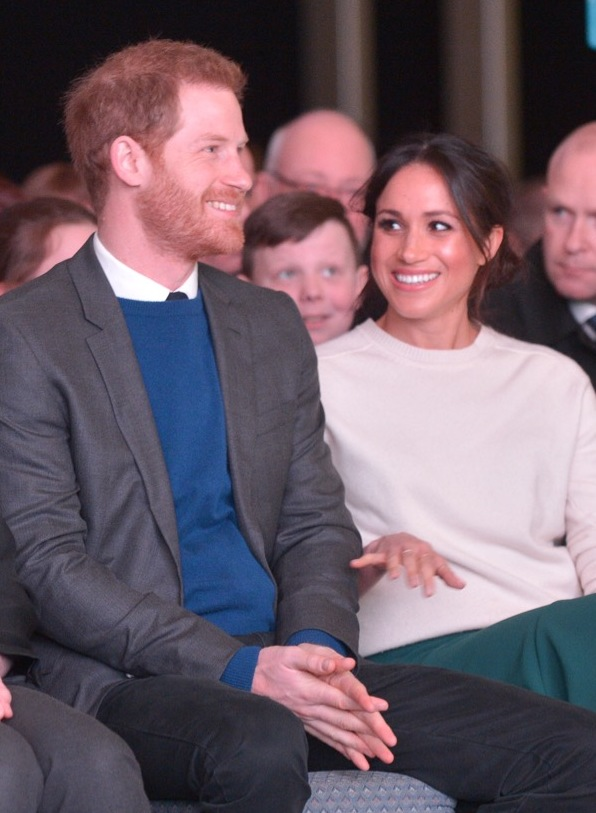 Royals Make Wise Choice Against Home Birth for Baby Archie