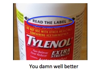 2d91ddfb1a Is Tylenol  By Far the Most Dangerous Drug Ever Made