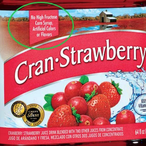 Ocean Spray Lawsuit: Another Insane Debate over 'Artificial' Flavors