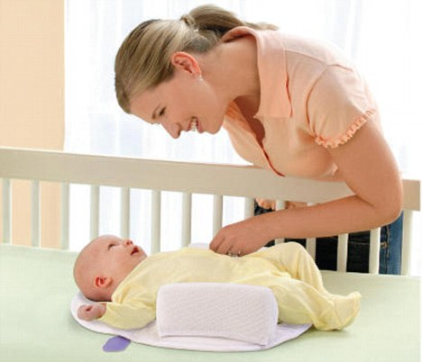 Fda Says Do Not Use Sleep Positioners For Baby American