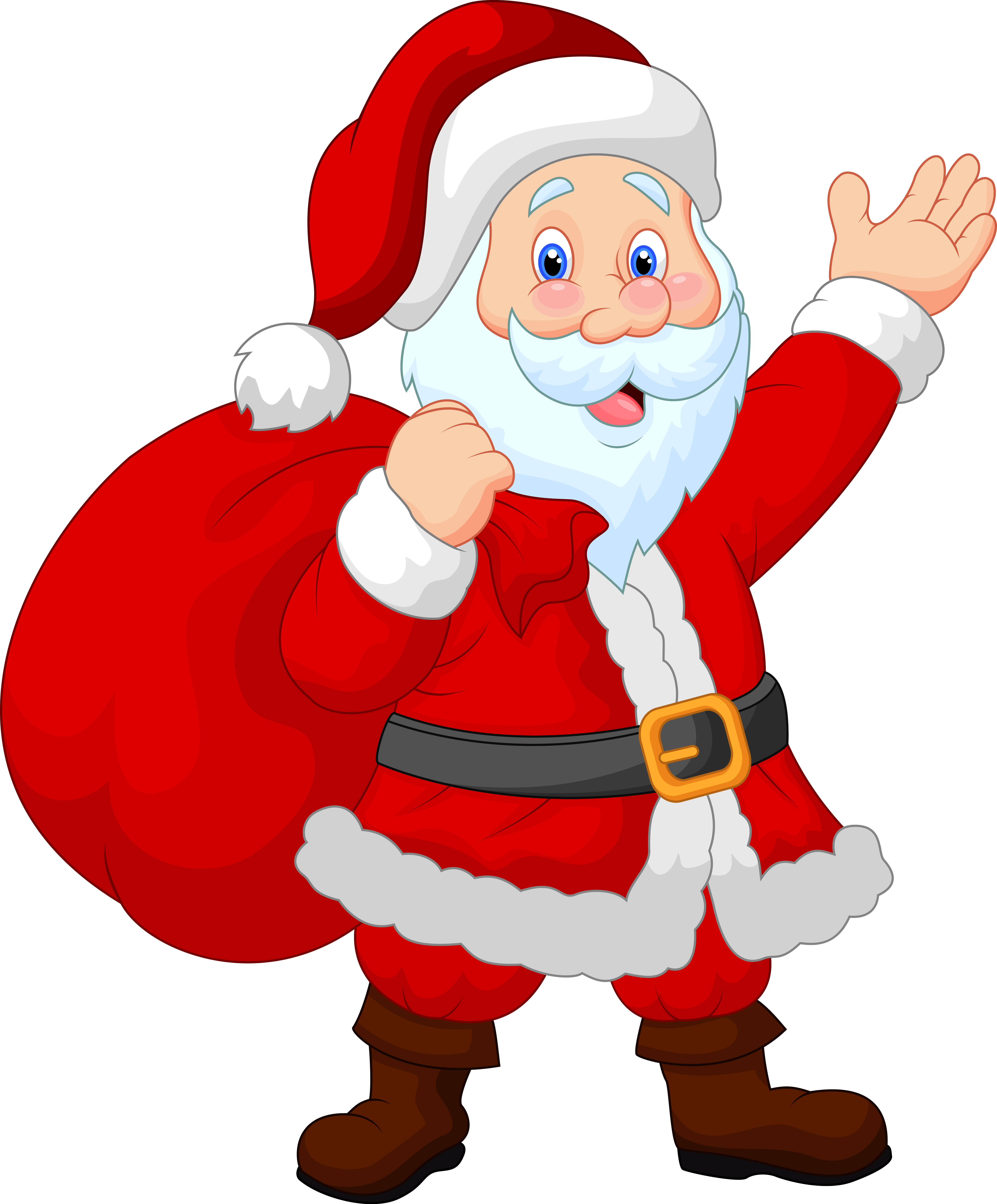 Santa's Doctor Weighs In: Is He Medically Fit to Serve ...