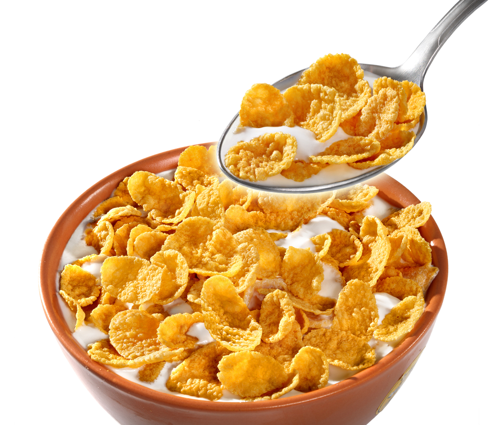 Cereal Lovers Rank Top 100, As Kids Push Bowl Away