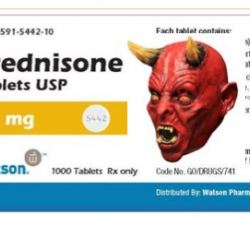 Prednisone: Satan's Little Helper | American Council on Science and