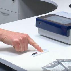 Fingerprint sweat reveals presence of drugs in just 10 minutes