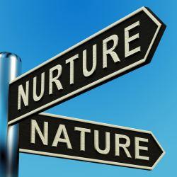 discuss the nature nurture debate