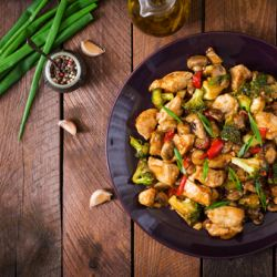 asian-low-carbohydrate-low-calorie-foods