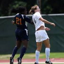 Soccer Heading Not Collisions >> Women S Soccer Heading Study Comes Up Short Of The Goal American