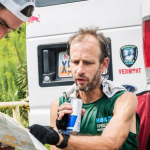 Ultra Runer Karl Meltzer (both photos courtesy: Red Bull Content Pool)